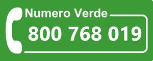 Numero verde Aiutoludopatia